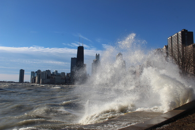 'Life-threatening' Waves, Currents Possible At Chicago Beaches Today