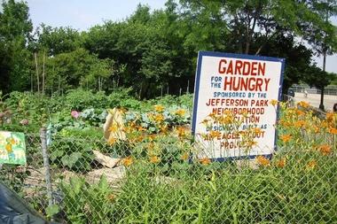 Fundraiser Set For Jefferson Park Community Garden