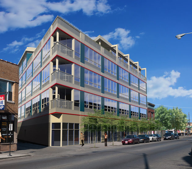 The Transit Oriented Development Would House 52 Units With Average Sizes Of  439 Square Foot Studios, 537 Square Foot One Bedroom Units And Roughly ...