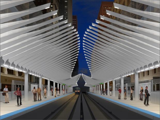 New loop l stop construction to shut down wabash avenue traffic new washington wabash cta station publicscrutiny Gallery