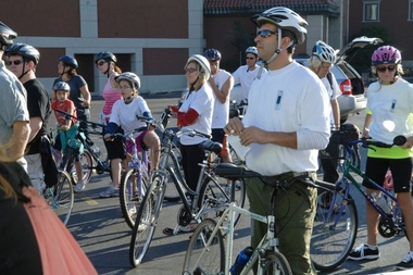 Ald. John Arena (45th) founded Bike 45 to promoting biking and bike safety in Jefferson Park and parts of Portage Park, Gladstone Park, Old Irving Park and Forest Glen,