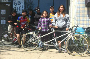 Team Bikes 'N' Roses is prepping for a three-day, 200-mile trek to Springfield with training rides.