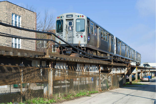 A long-discussed plan to rebuild a Division Street stop on the Brown Line could become a reality, according to Ald. Walter Burnett (27th).