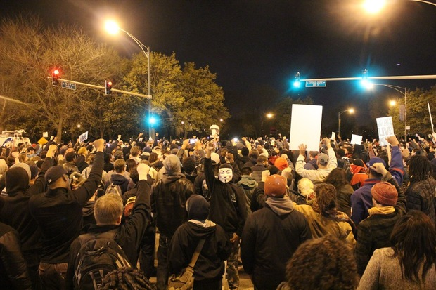 Protesters will rally against police brutality and call for the firing of Chicago officer Dante Servin.