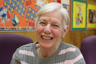 Lillian Buckley is a longtime Bridgeport resident who graduated from Nativity of Our Lord School and returned to serve as principal of Bridgeport Catholic Academy. She is now the school's development director.