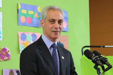 Mayor Rahm Emanuel said he would welcome productive solutions from any member of the City Council.