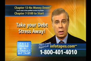 Peter Francis Geraci is well known through his advertising.