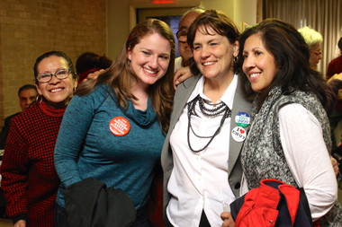 Image result for Ald. Susan Sadlowski-Garza