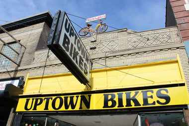 The owner and manager behind Uptown Bikes shared bike maintenance and safety tips.