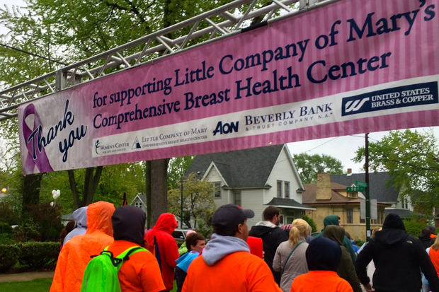 Check out photos from last year's Beverly Breast Cancer Walk. The tree-lined streets of Longwood Drive and elsewhere were teaming with pink as walkers took to the streets.