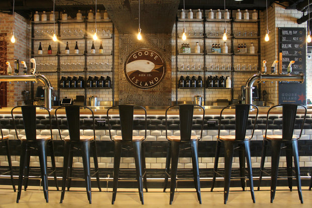 Check Out Goose Island Brewery S New Taproom And Tours