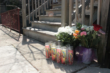 Carlos Fernando Mariño, 34, was sitting on his porch when he was shot and killed early Saturday, family said.