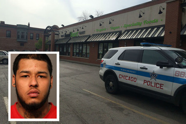 Ivan Gomez, 21, was charged in a fatal Logan Square shooting.