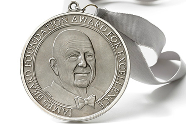 The James Beard Awards are being handed out in Chicago.