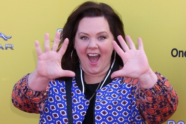 Melissa McCarthy will be in Lakeview on Tuesday shooting scenes for