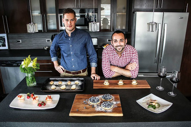 rogers park caterers compete on cutthroat kitchen months apart
