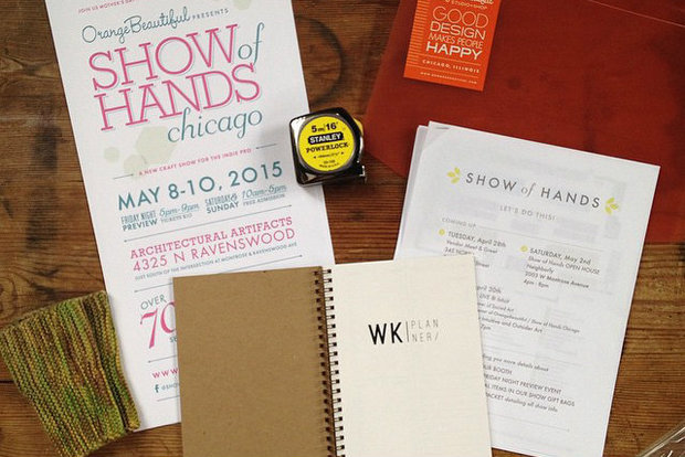 Shop Show of Hands this weekend and Mom will never know you didn't agonize for weeks over her Mother's Day gift.