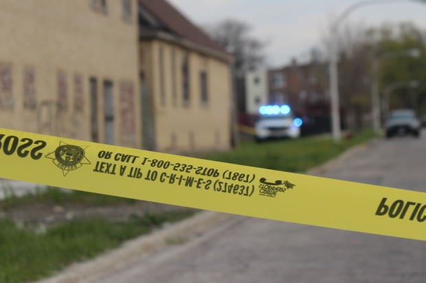 Two people were killed in a Humboldt Park shooting Friday morning, police said.
