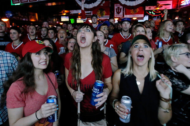 Public officials are hoping to keep Wrigleyville streets safe on Wednesday, when the Cubs will play in a one-game Wild Card series in Pittsburgh. Plans are similar to those in place during the Blackhawks festivities in June.