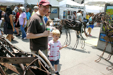 The 57th Street Art Fair is expanding its options for kids this year.