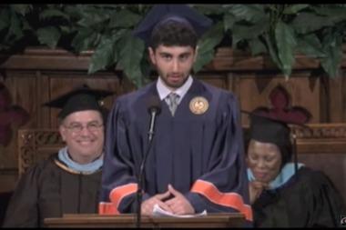 Payton Senior\'s Speech Thanks Based God, Quotes \'Rev. James ...
