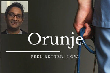 New on demand service Orunje promises flat-rate doctors visits in the convenience of your home.