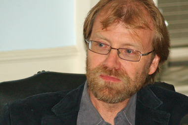 George Saunders will appear Wednesday night at the close of the marathon reading.
