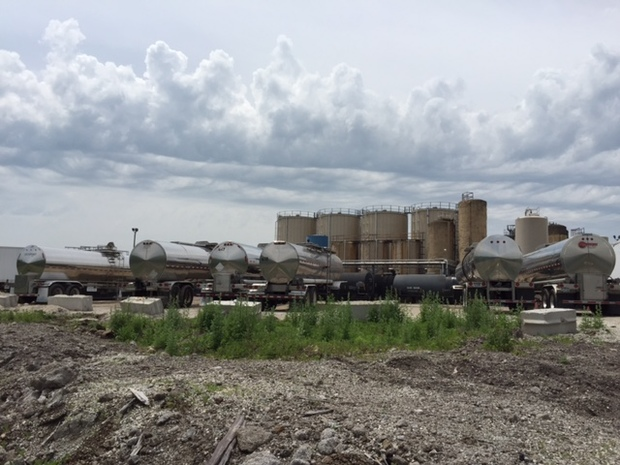 Agri-Fine Corp. produces a component of animal feed at its Southeast Side facility. Now the state says odors from the factory are making people ill.