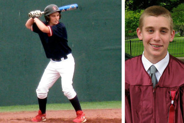 John McNicholas, 15, played baseball at St. Rita High School before he died on Jan. 7, 2011. The fifth annual Live Like John Softball Tournament hopes to break the $100,000 mark in fundraising Saturday at St. Rita in Ashburn.