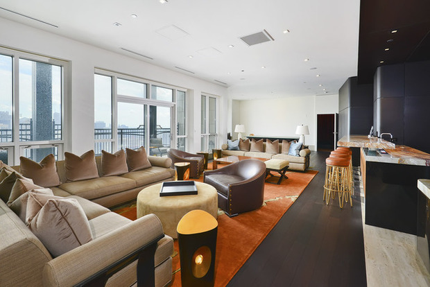 A trader paid nearly $8.2 million forthis full-floor penthouse at the Waldorf Astoria in 2010. It sold Wednesday for $11.7 million.