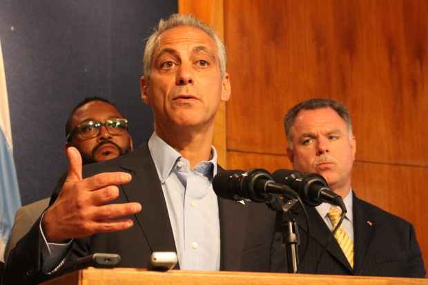 Mayor Rahm Emanuel and Police Supt. Garry McCarthy planned ahead to avert street violence over the July Fourth weekend.
