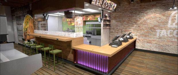 Taco Bell Kitchen boozy wicker park taco bell renderings revealed (photos) - wicker