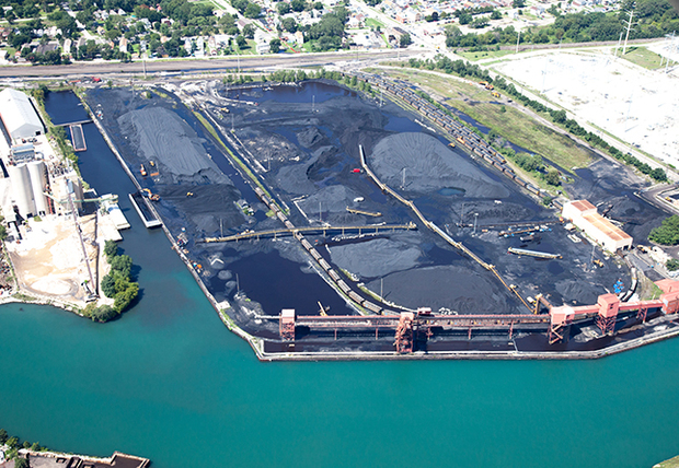 Chicago has barred KCBX Terminals Co. from storing petcoke at its north terminal site.