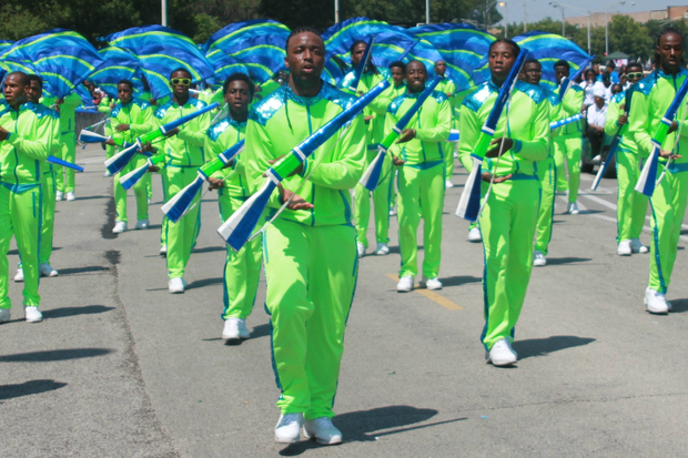 The South Shore Drill Team will be celebrating its 35th year with a performance June 17th at the Harris Theater in Milennium Park.