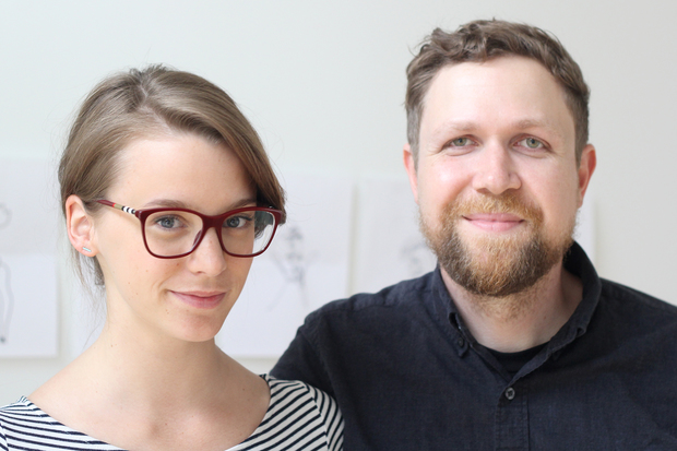 Pilsen couple Danielle and Joseph Wilcox plan to publish at least 24 issues of  .LDOC .