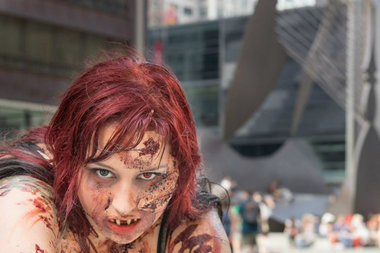 Chicago is unlikely to survive the zombie apocalypse, a study found.