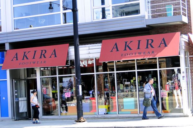 Akira Shoe Store North Ave