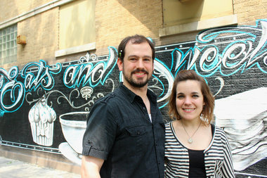 Eats and Sweets has changed hands. Meet new husband-and-wife owners Tim Benedict and Margaret McCall.