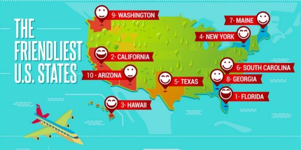 friendliest cities in the - photo #10