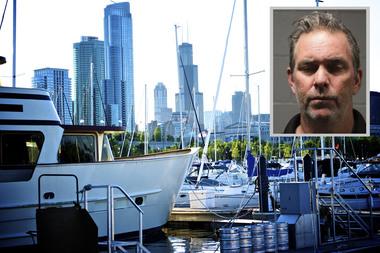 Drunken Man Steals Burnham Harbor Boat, Crashes Into 5