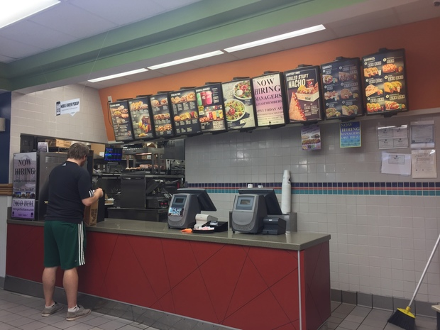 North Siders looking for the late-night taco experience, but on a student's budget, needn't wait much longer — construction at the new Sheridan Road Taco Bell is in motion.