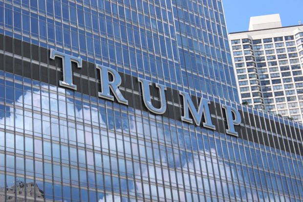 The colossal Trump Tower sign is a new addition to Margaret Hicks' Downtown disaster tour. Here are the other stops.