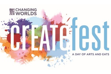 CrEATefest, the inaugural, hands-on arts and food truck festival, runs from 10 a.m. to 5 p.m. Sunday at The Bridgeport Art Center.