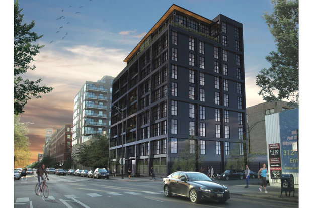Taris Real Estate plans to develop 24 luxury condos at 900 W. Washington St. in the West Loop.