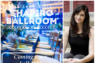 Dee McCord, professional ballroom dancer and owner of I Do Dance, plans to open The Shapiro Ballroom at the shuttered Alvin Theater.