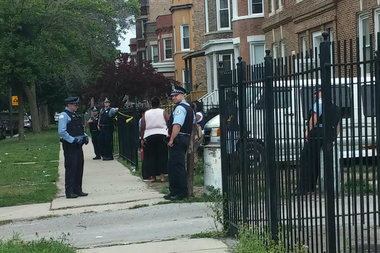 A 20-year-old man was shot and killed on the 7400 block of South Harvard Street, police said, one of the blocks where an