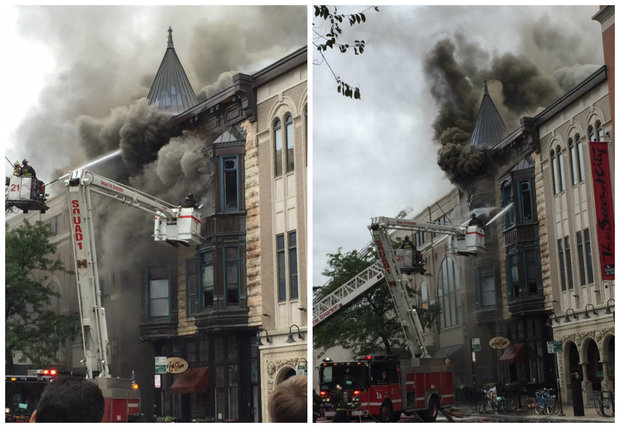 Second City Fire