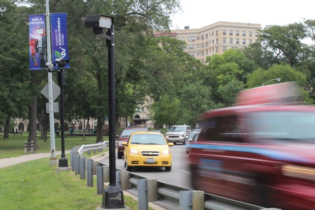 The city said it's close to figuring out how to close two roads in Jackson Park and keep commute times about the same.