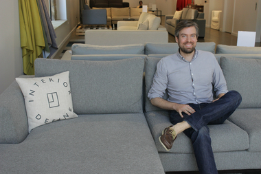 Online Custom Furniture Company Opens BrickandMortar Shop in