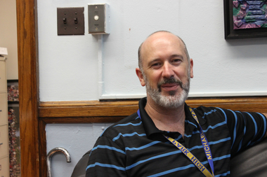 Lincoln Park High School Principal Michael Boraz says the school's upgrades are keeping pace with its improved academics.